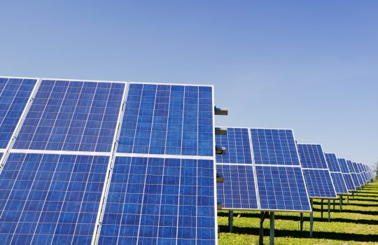 Considering solar energy for your wastewater plant? Here are five things to consider