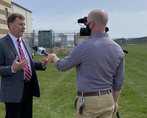 Solential in the Headlines with New Solar Array for the Jasper County Jail