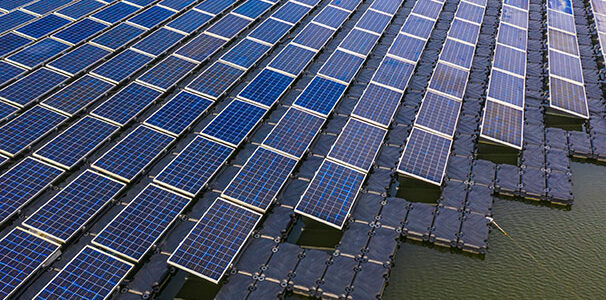 Floatovoltaics: the Hottest Solar Solution for Midwest Water Treatment Facilities