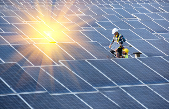 Why On-Premise Solar Energy Generation Is the Solution to Painful Energy Costs + Demand Charges