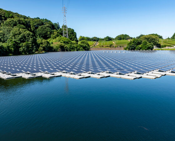 How Floatovoltaics Can Optimize Your Wastewater Lagoons + Cut Energy Costs